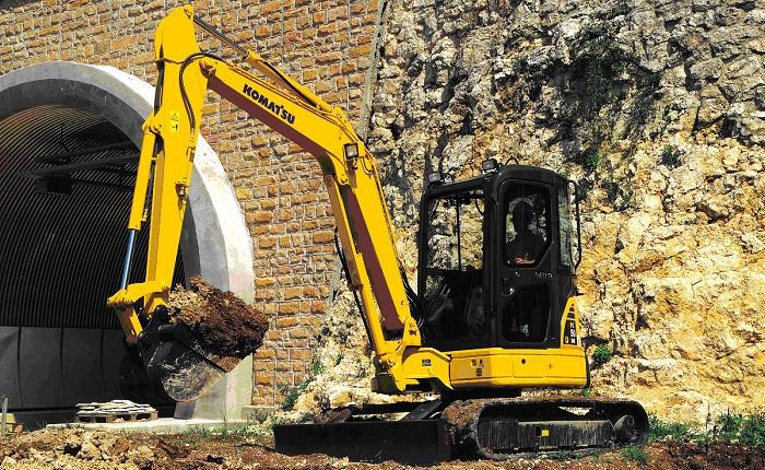 macchine per costruzioni